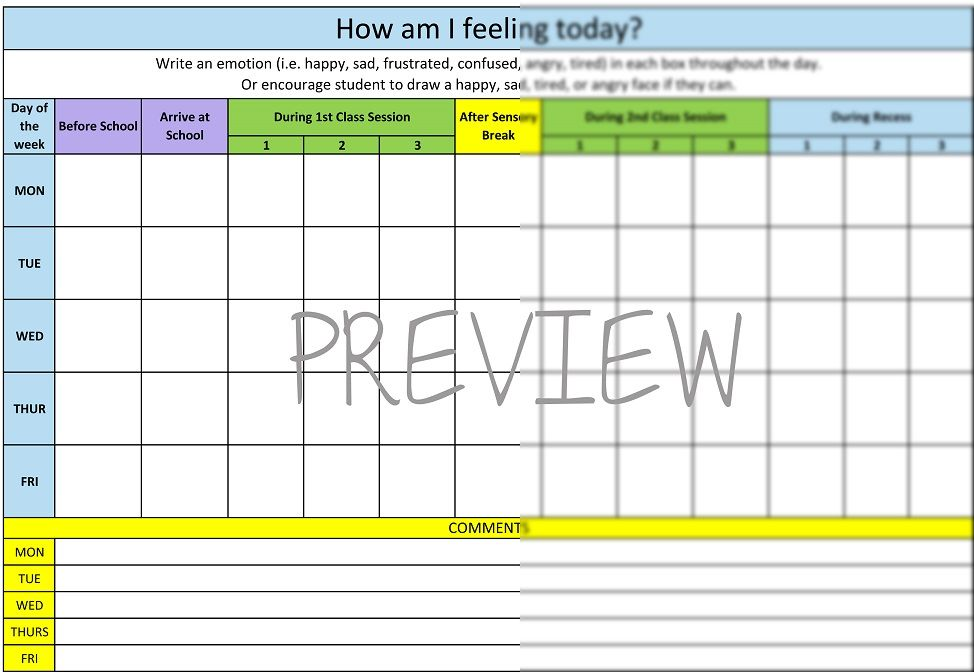 I use this spreadsheet with teachers and aides to determine how the - Spreadsheet Programs