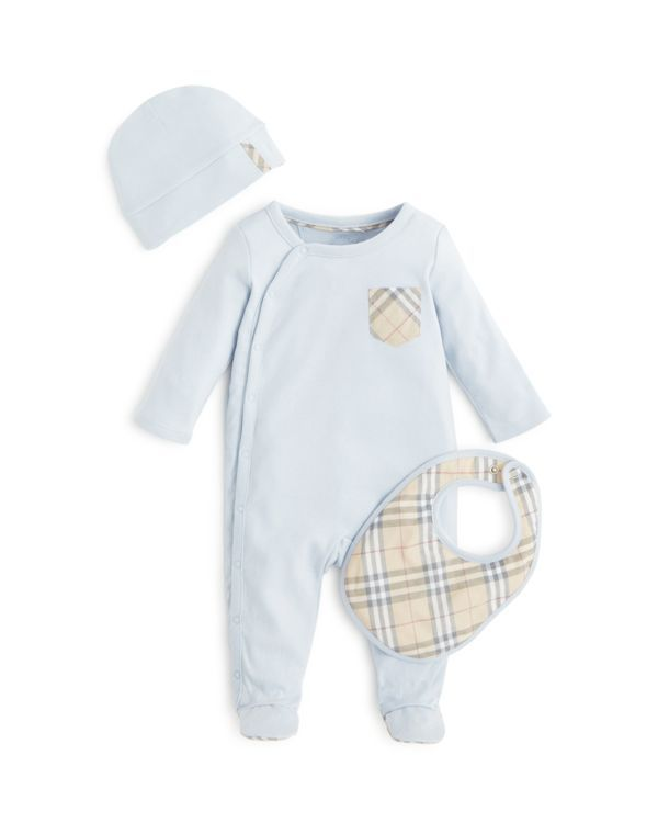 ac68ff04631 Burberry Infant Boys  Jaydin Bodysuit