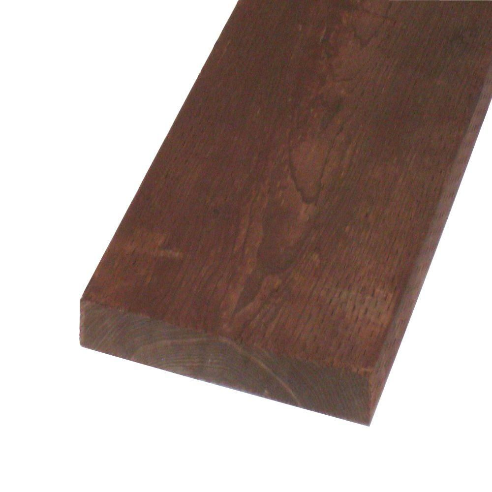 Best Null Pressure Treated Lumber Hf Brown Stain Common 2 In 400 x 300
