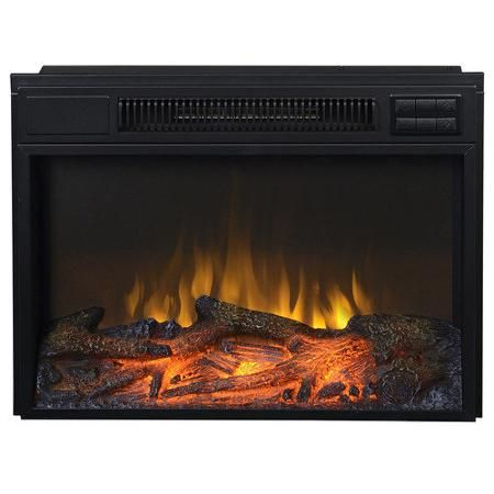Homestar Flamelux Wide Electric Fireplace
