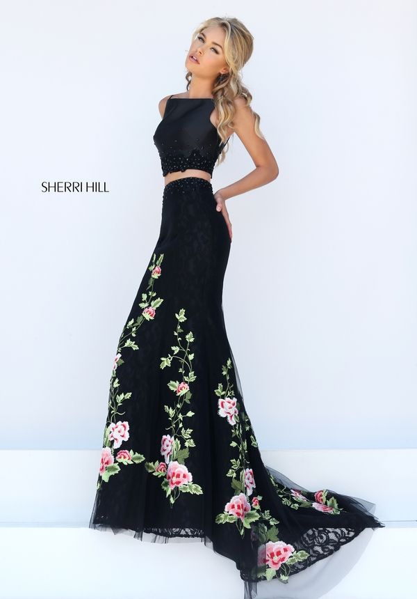 Sherri Hill 50199 Formal Pinterest Prom Pastels And Pastel Colors