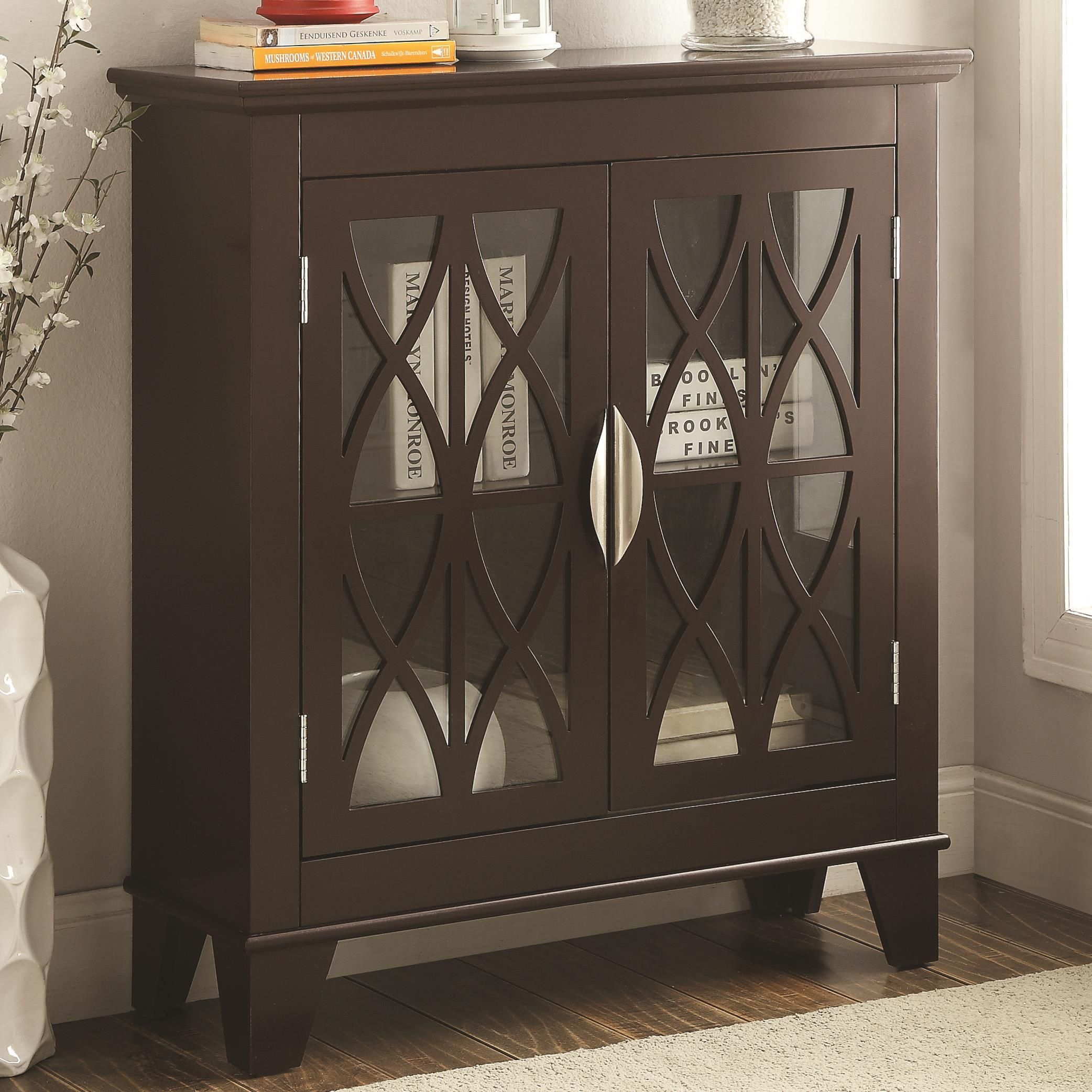 Coaster Accent Cabinets Accent Cabinet Item Number 950311 With