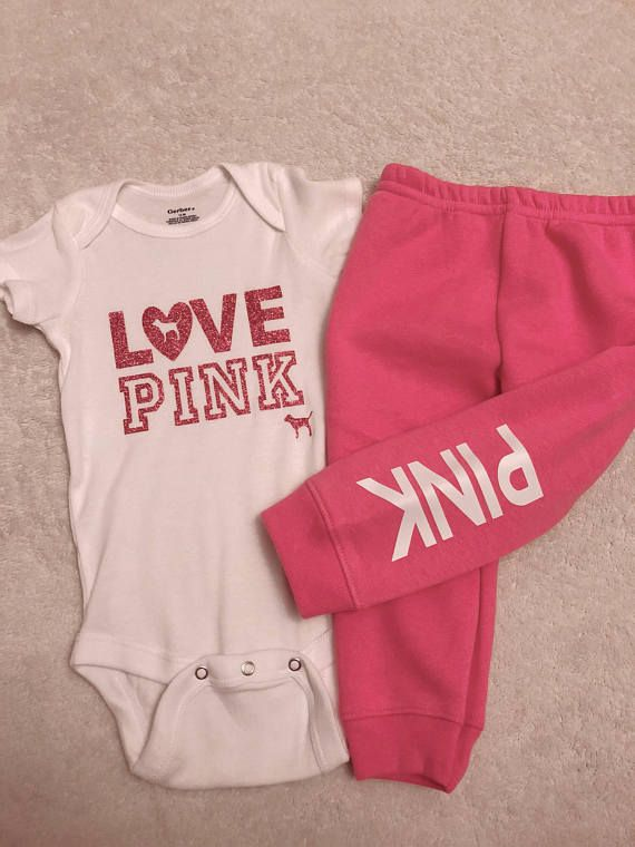 78f8b1f8ec7d Baby Girls Pink Size 6 to 9 Months Fall Winter Sweatpants ...