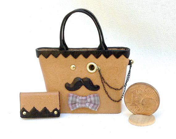 Miniature He Bag  ♡ ♡  By  Francesca V.