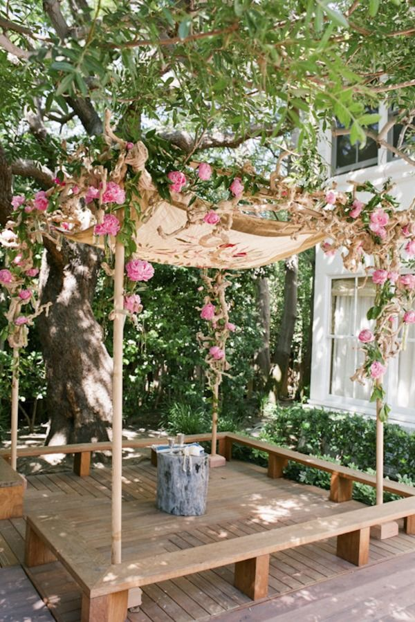 Jewish wedding chuppah - THE CHUPPAH:THE WORD CHUPPAH MEANS PROTECTION OR COVERING AND REPRESENTS A ROOF OR COVERING FOR THE BRIDE AND GROOM ON THEIR WEDDING DAY. IT SYMBOLISES THE HOME THAT THE COUPLE WILL BUILD TOGETHER