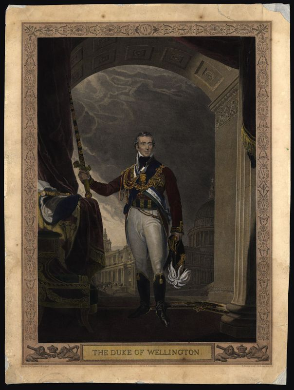 the contrast in careers of napoleon bonaparte and arthur wellesley The same year that napoleon was born in corsica, a son was born to wellesley, earl of mornington, in ireland he was called arthur little enough is known of arthur wellesley's childhood.