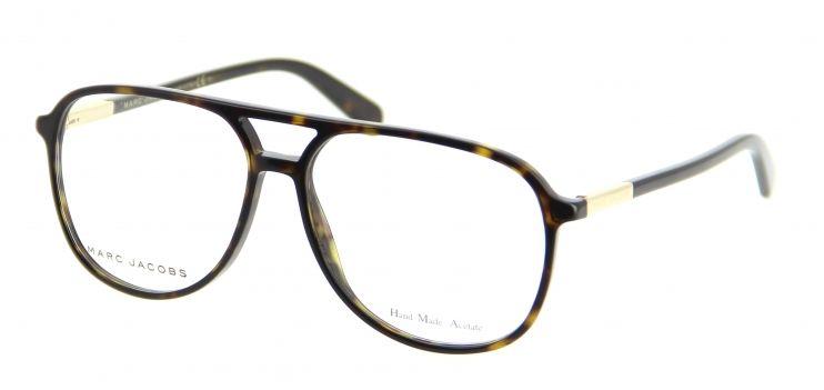 66c618409b968b Tendance lunettes   Lunettes de vue MARC JACOBS MJ 549 ANT 57 14 Homme  Ecaille Carrée Cerc…   Tendances mode   Glasses, Womens fashion et Fashion
