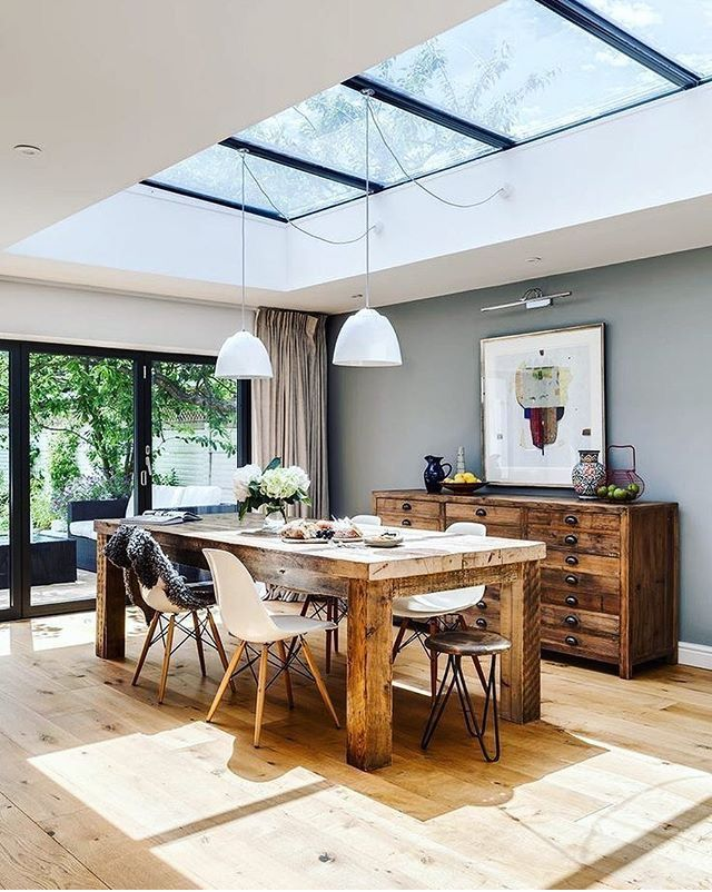 Pin By Sarah Orr On Lar Kitchen Redesign Kitchen Dining Living House Design