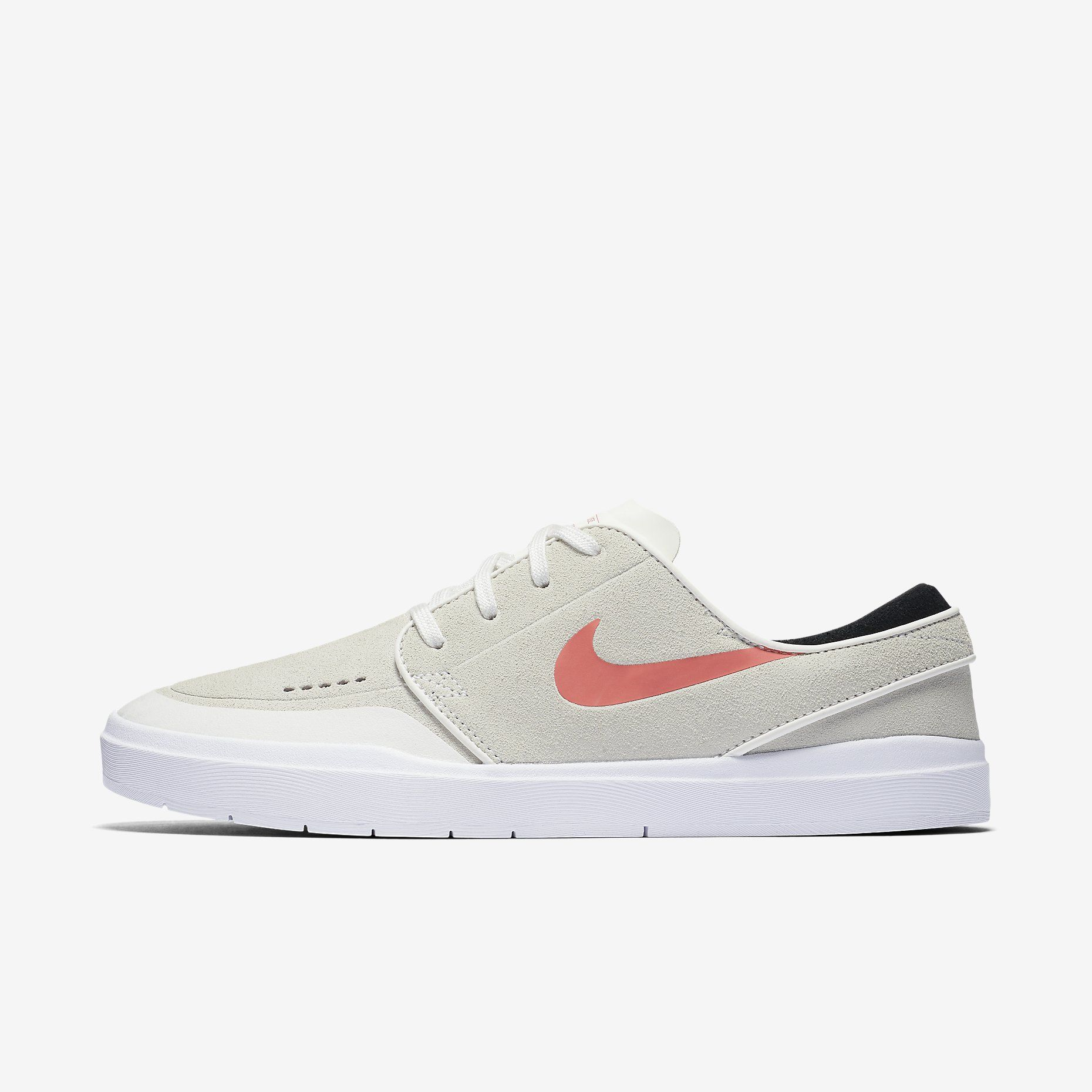 cheaper 8adc4 20ace Nike SB Stefan Janoski Hyperfeel XT Men s Skateboarding Shoe  Summit  White Black White Ember Glow
