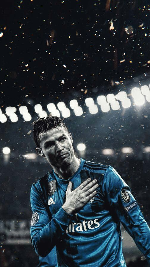Cristiano Ronaldo Football Player Wallpaper Ronaldo Football Ronaldo Football Player Real Madrid Cristiano Ronaldo