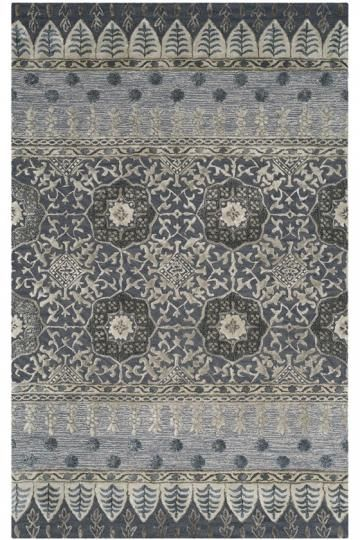 Kiera Area Rug Wool Rugs