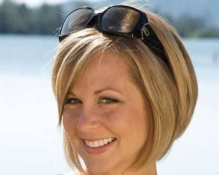 short hairstyles size