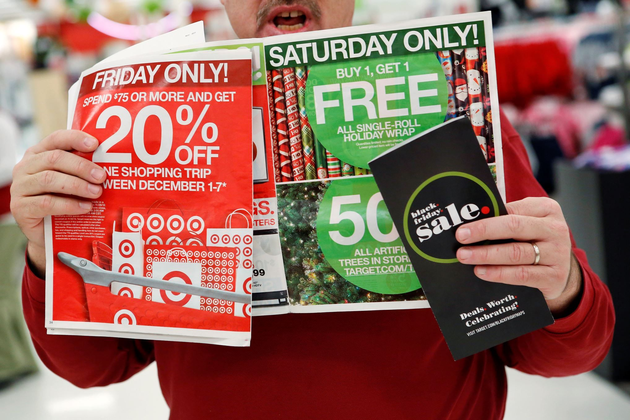 5 Reasons Not to Wait Until Black Friday to Shop-Over the next few weeks, check leaked Black Friday ads at Web sites such as BFAds.net, then see how close you can get to those prices with early sales and coupons available at sites such as Rather-Be-Shopping.com, RetailMeNot.com and Offers.com. Also check deal sites such as DealNews.com and Slickdeals for deeply discounted items that might be at prices comparable to those available on Black Friday.