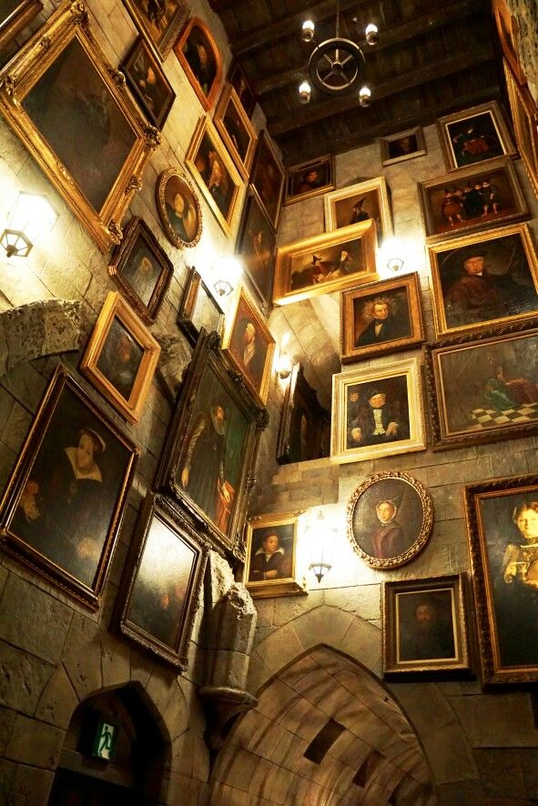Inside Harry Potter The Forbidden Journey Universal Studios Japan Osaka