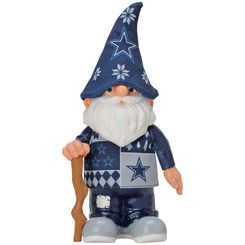 Dallas Cowboys Busy Block Real Ugly Sweater Gnome