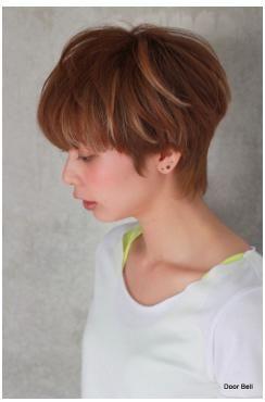 外国人風ゆるふわなベリーショートマッシュ ヘアスタイル探しno 1を目指すヘアカタログ ヘアスタ マッシュショート ヘア アイディア ヘアースタイル