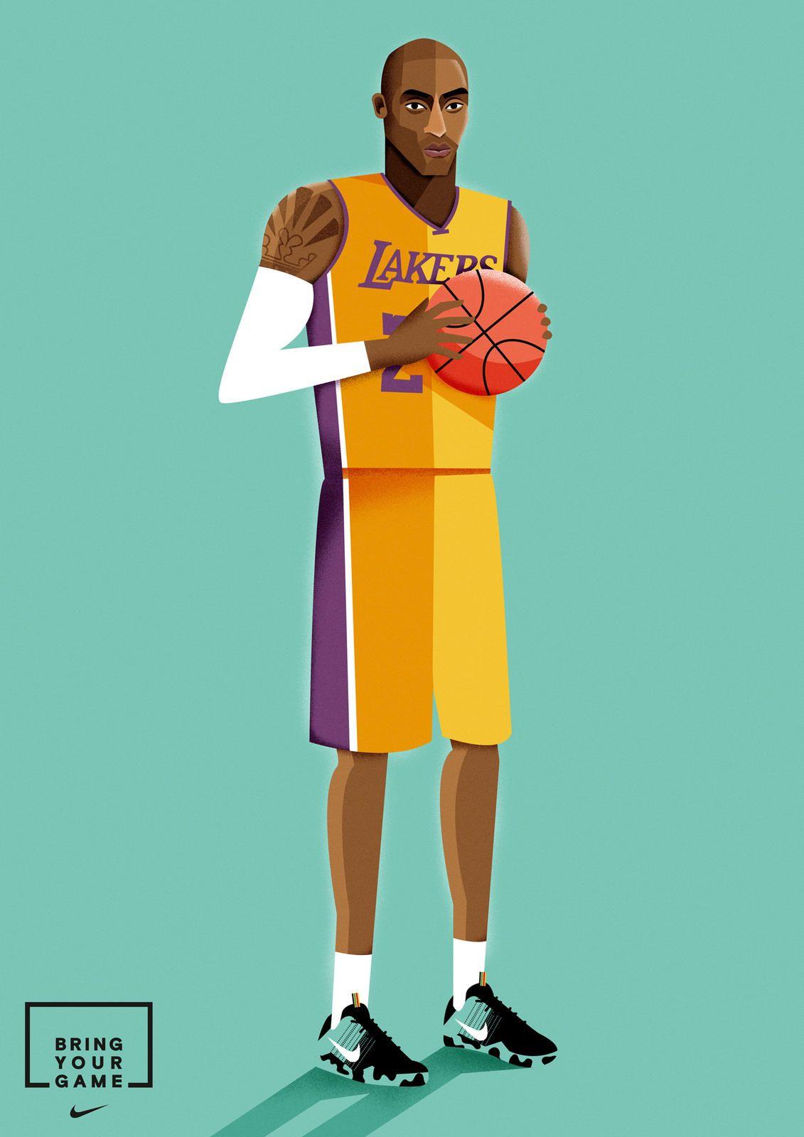 Nike Basketball Celebrates the Game's Stars