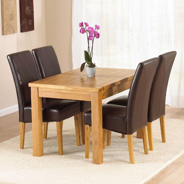 Oak Dining Room: Light Oak Dining Room Sets