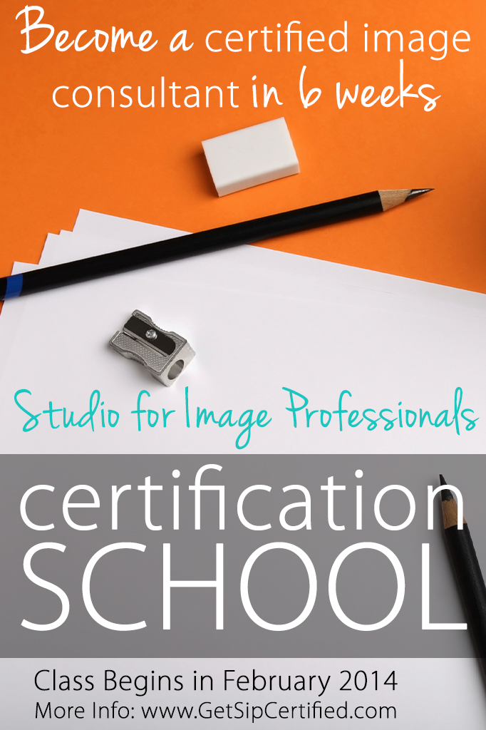 Become A Certified Image Consultant In 6 Weeks Join The Studio For