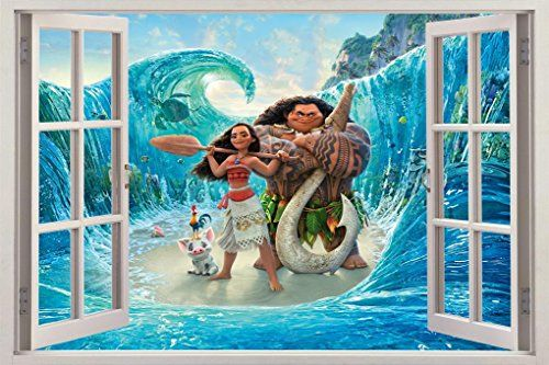 MOANA, Disneyu0027s Polynesian Princess   A Must Have For Your Home Video  Library Part 96