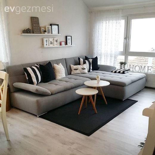 Industrial Home Design Endüstriyel Ev Tasarımları: Şimdi Almanya'ya, Sadeliğin Vurgulandığı İskandinav