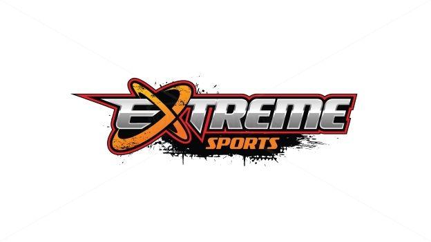 Extreme Sports Ready Made Logo Designs 99designs Desain Logo Olahraga Desain Logo Stiker