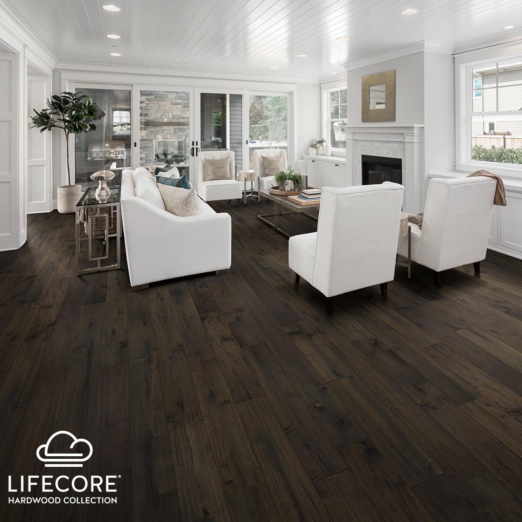 One Living Room Seven Ways Living Room Hardwood Floors Wooden
