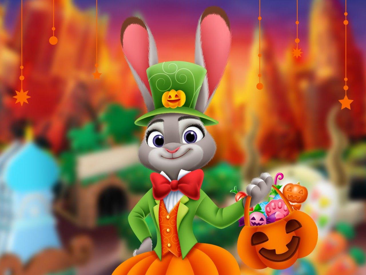 モバイルで「Zootopia Halloween Party」イベントを開催|ディズニー ...