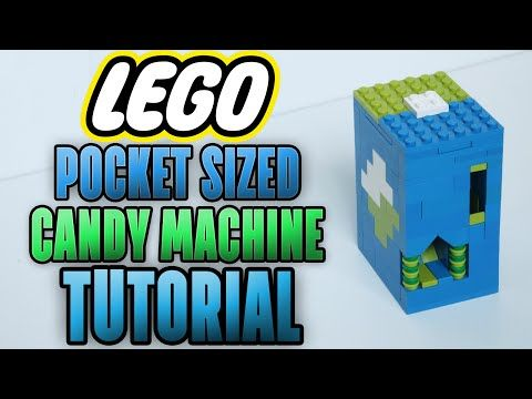 "Pocket Sized LEGO Gobstopper Machine TutorialBrickUltra ""Home to ..."
