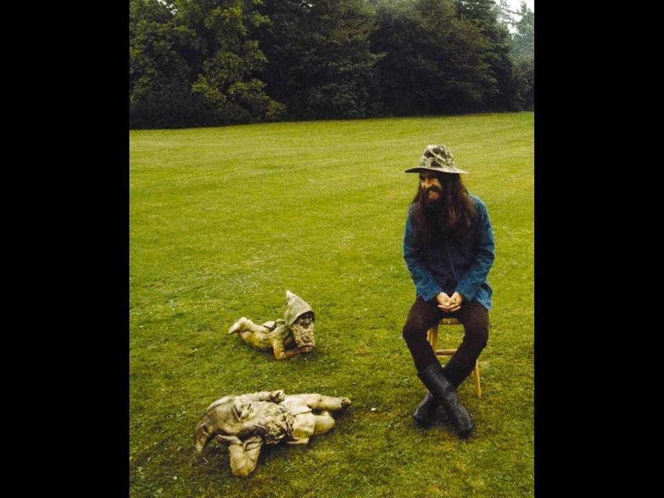 George Harrison Ballad Of Sir Frankie Crisp Let It Roll