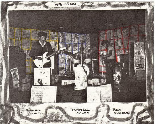 We Too / William Dobinson Doppler - Crushed Velvet Morning/ Lydia (Vinyl) at Discogs