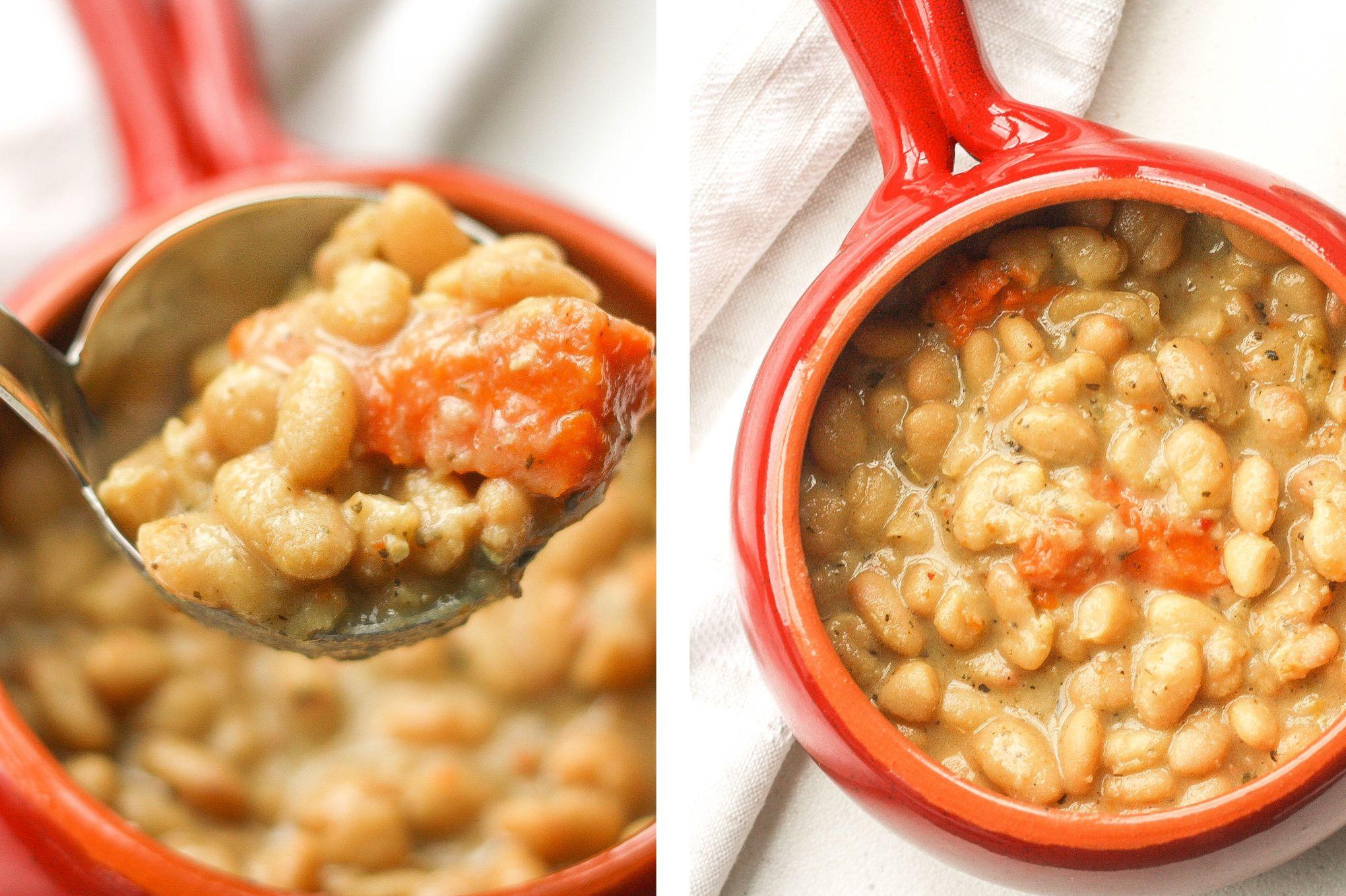 Easy Lima Beans