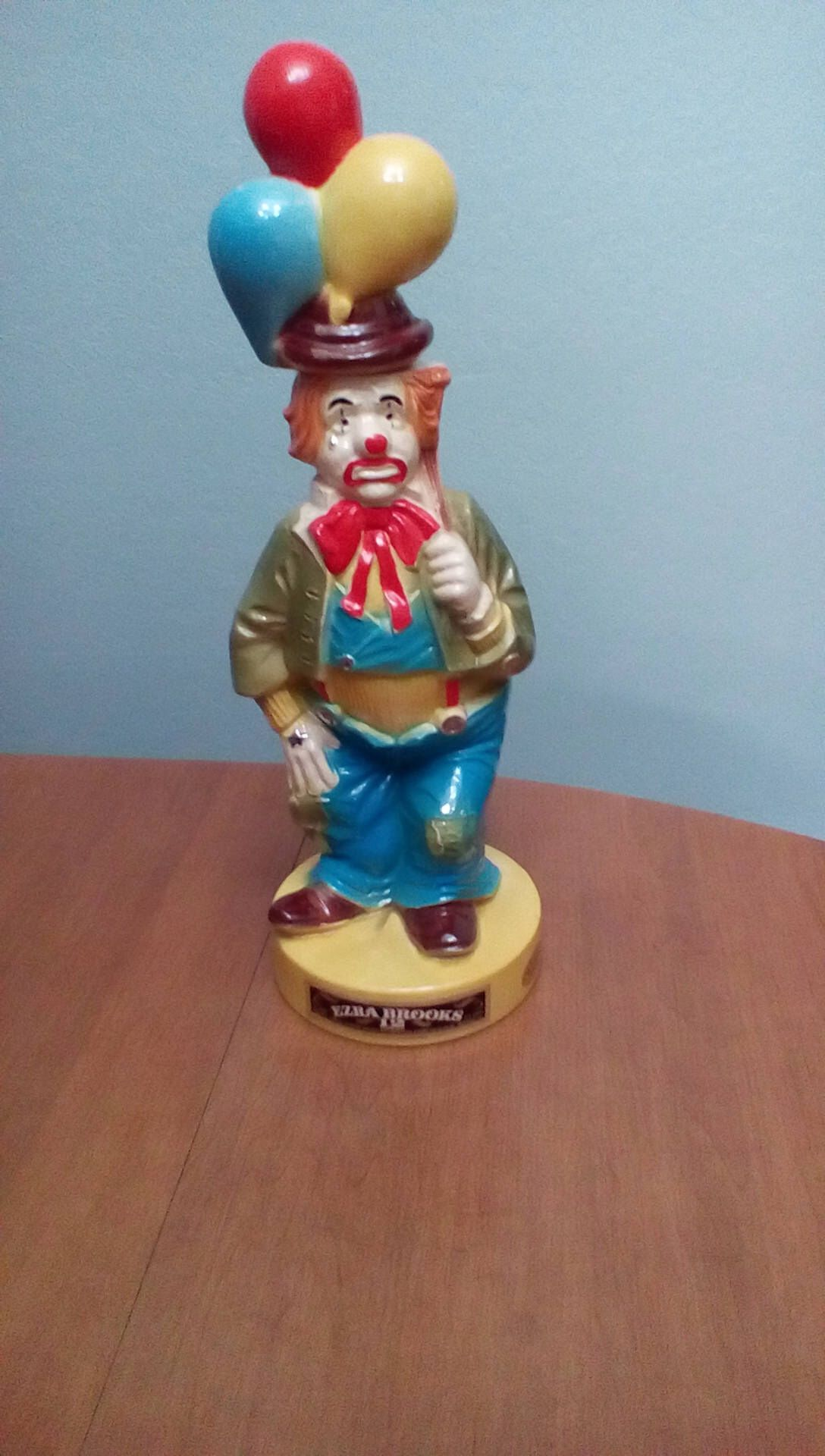 NEW YEAR SALEVintage 1973 Figural Heritage China Clown