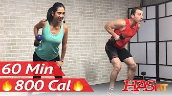 hasfit  youtube  strength workout strength training