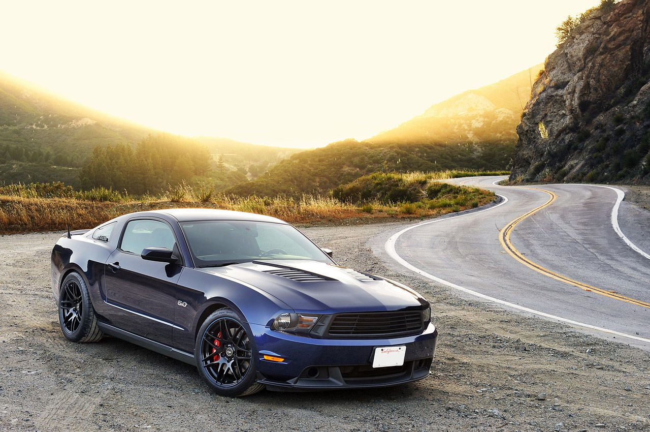 Featured carlo spiga s 2011 ford mustang gt