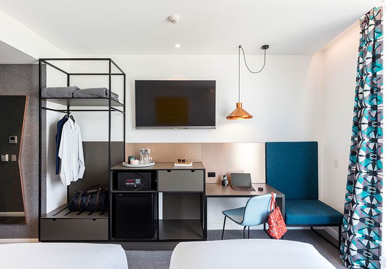 Sydney S Felix Hotel Is Designed For Today S Digital Nomad
