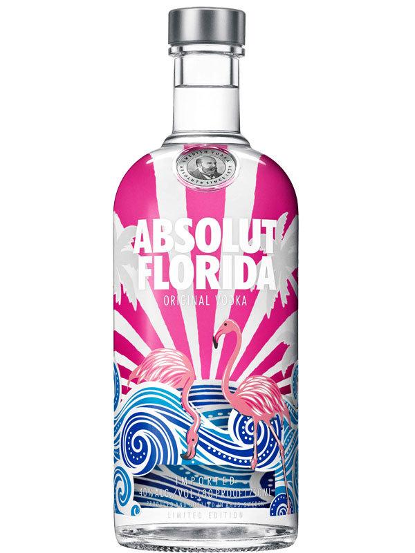 Absolut Florida Vodka 750ml Absolut Vodka Vodka Absolut
