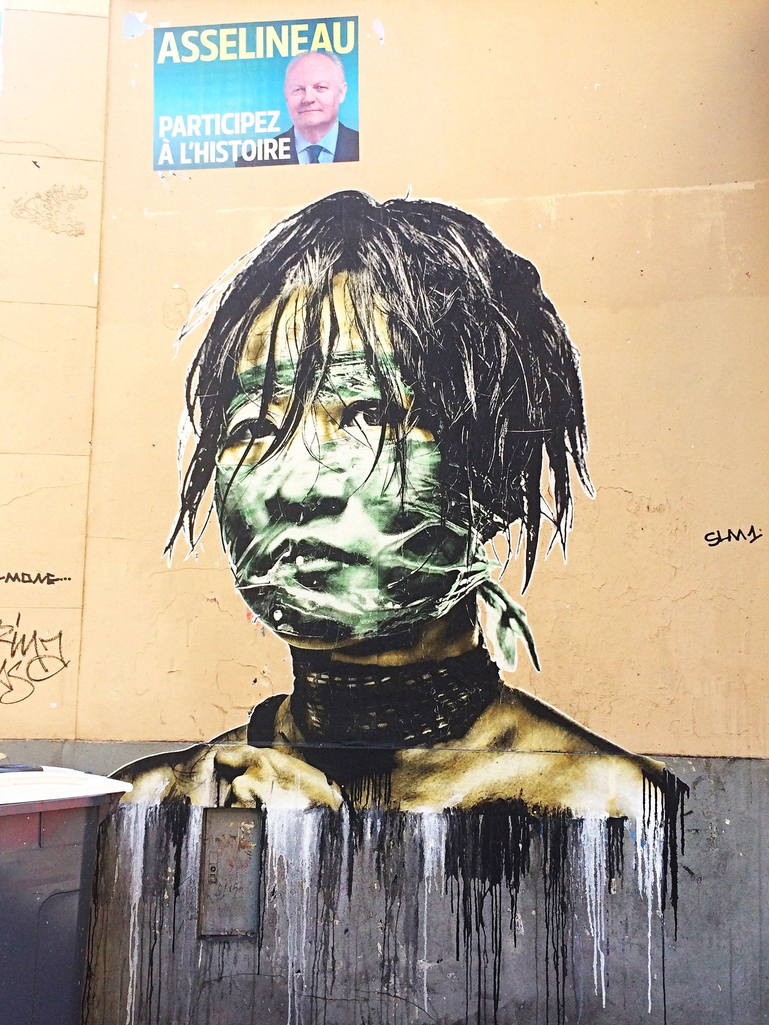 Bonne Nouvelle - Eddie Colla | Street art and Pop art