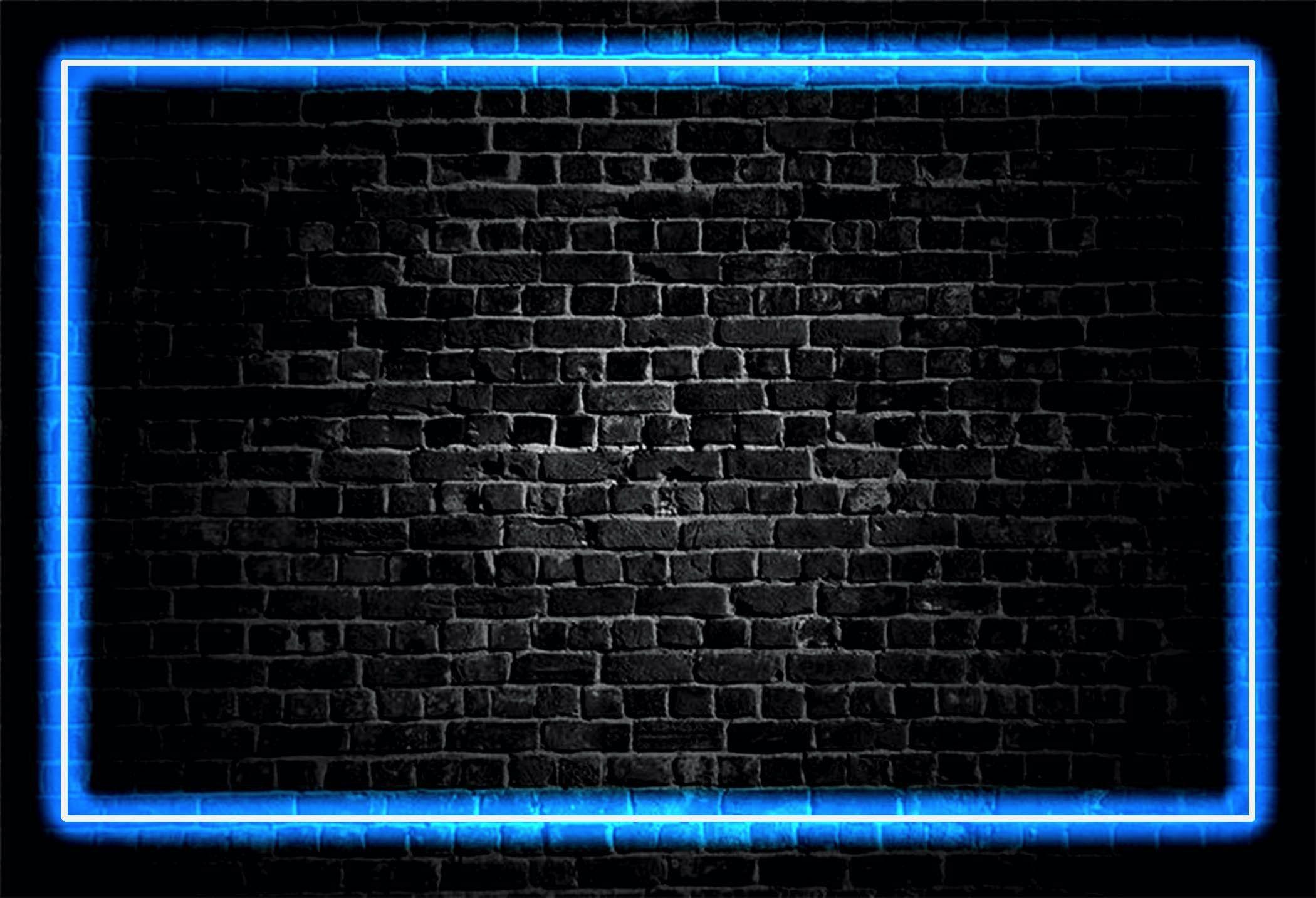 LED background in 2020 Brick wall, Led, Background