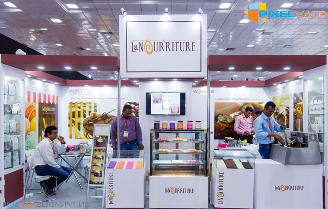 LANOURRITURE || BAKERY EXPO || 2019 || CHENNAI Stand Design And