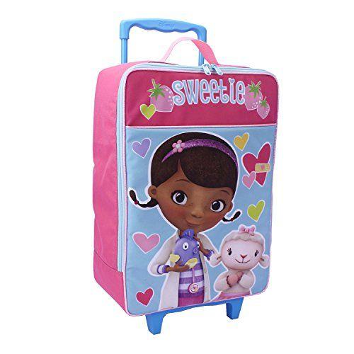 Disney Doc Mcstuffins Pilot Case Childrens Luggage
