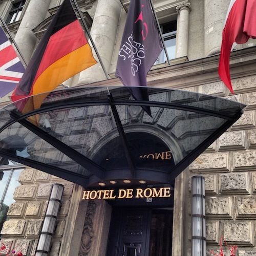 Third time in Berlin and second time choosing to stay at the lovely Hotel de Rome by Rocco Forte Hotels. #HappyNew Year in #Berlin #Germany Carlos Melia curating the world of #Luxury #Travel & #Lifestyle by experience www.carlosmeliablog.com Carlos Melia Recommends