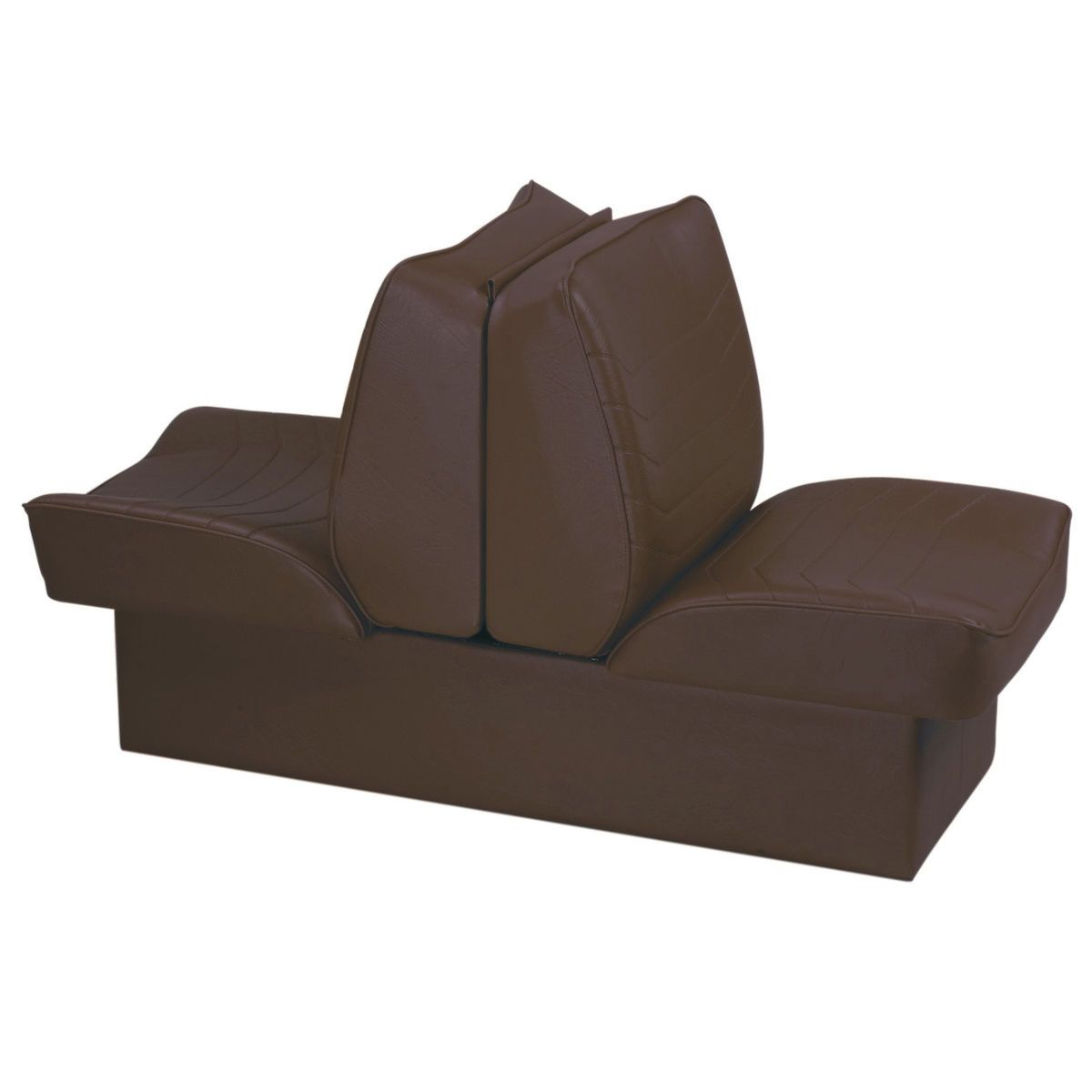 Strange Overtons Standard Small Craft Back To Back Lounge Seat Creativecarmelina Interior Chair Design Creativecarmelinacom
