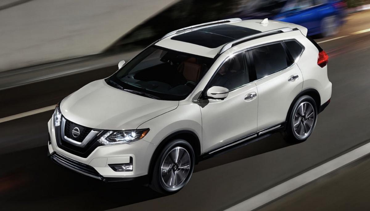 The 2017 Nissan Rogue Nissan rogue, Nissan xtrail, Nissan