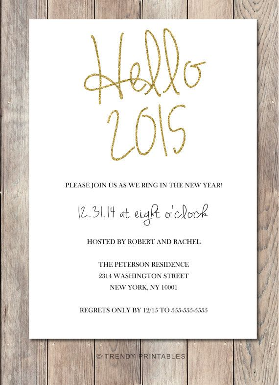 Httpsetsylisting207379171new years eve party new years eve party invitation new years invitation hello ring in the new year printable new years party invitation happy new year stopboris Choice Image