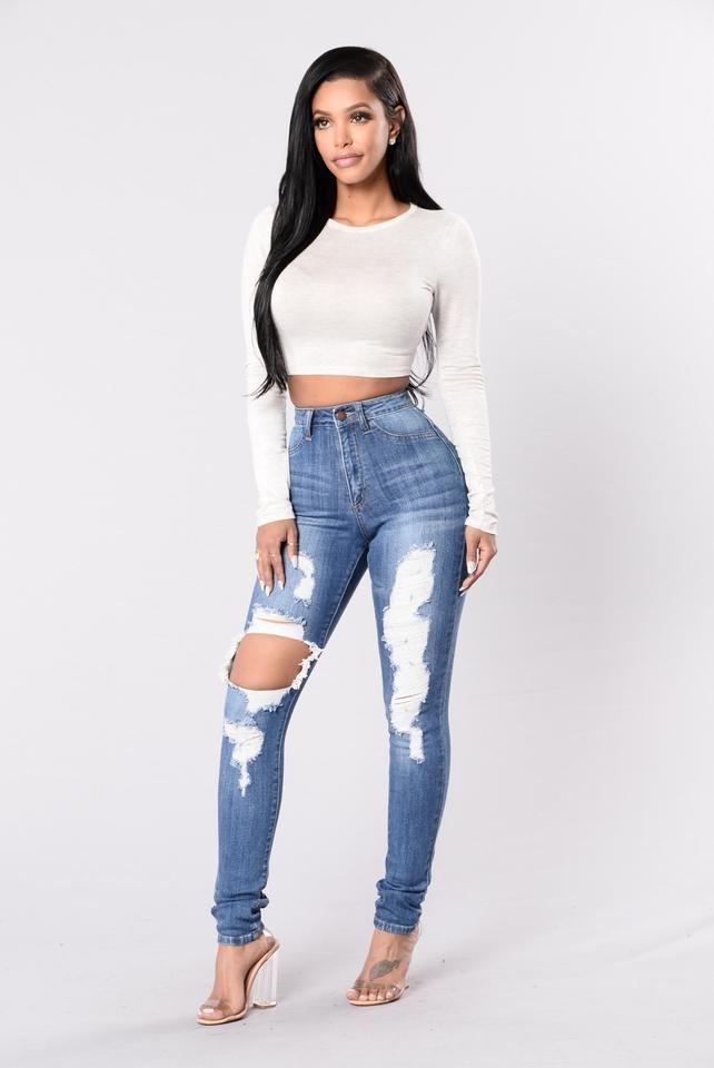Don\'t Tempt Me Jeans - Medium Wash | Pinterest | Actors, Modelo y Ropa