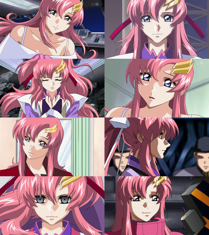 Lacus Clyne Gundam Seed Destiny Remastered Moments Gundam Seed