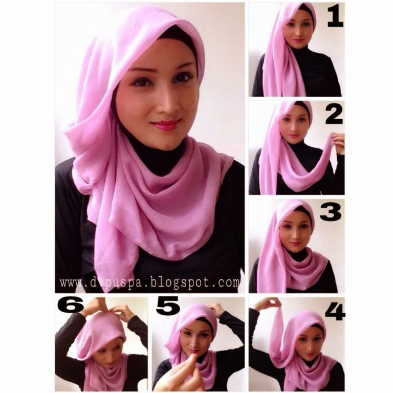 Beautiful Different Hijab Styles With Step By Step Tutorial Hijabiworld Hijab Tutorial Tutorial Hijab Wisuda Hijab Style Tutorial