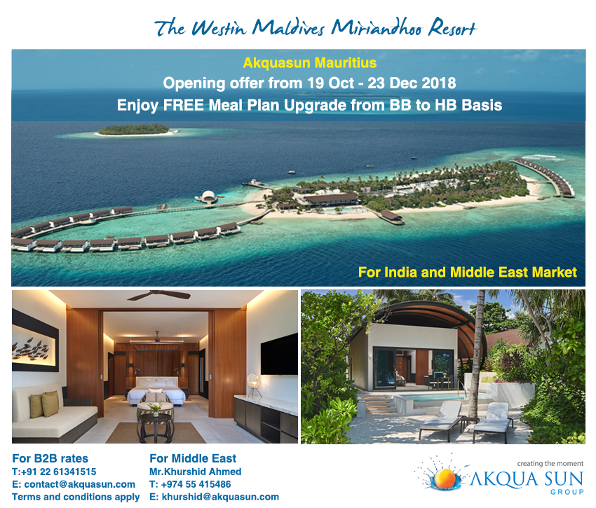 The Westin Maldives Miriandhoo Resort Offers 5 Star Accommodation With A Private Beach Area An Outdoor Swimming Maldives Outdoor Swimming Pool In This Moment
