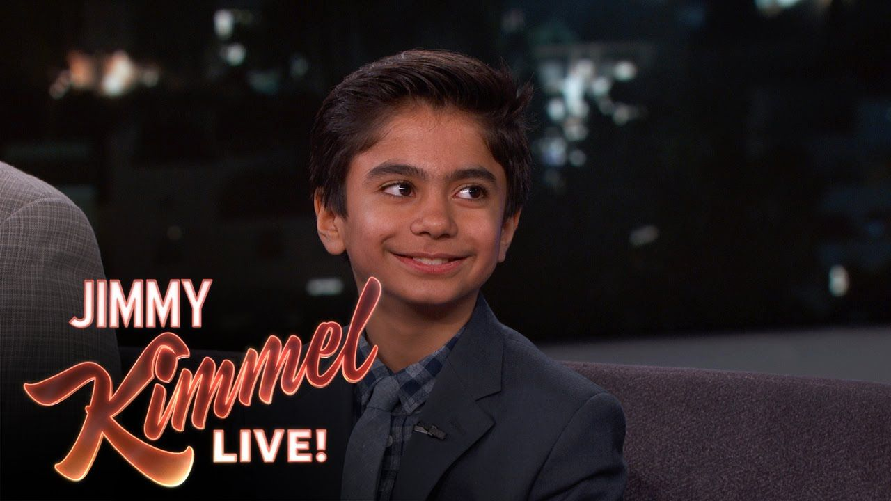 "0317a225204 How Neel Sethi Got His Part in ""The Jungle Book"